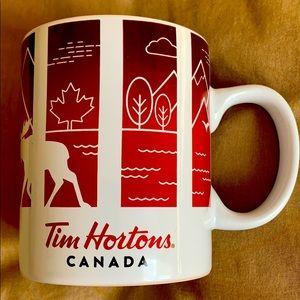 Tim Hortons Traveller's collection mug